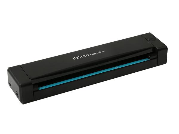IRIS IRIScan Executive 4 - Einzelblatt-Scanner - Duplex - 216 x 813 mm - 600 dpi x 600 dpi - bis zu 100 Scanvorgänge/Tag