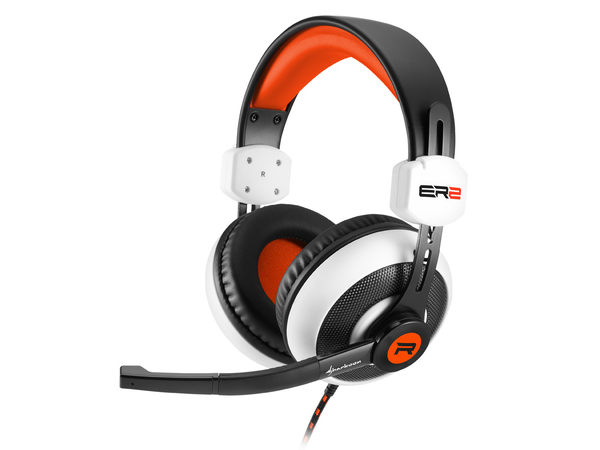 Sharkoon Rush ER2 - Headset - Full-Size - weiß