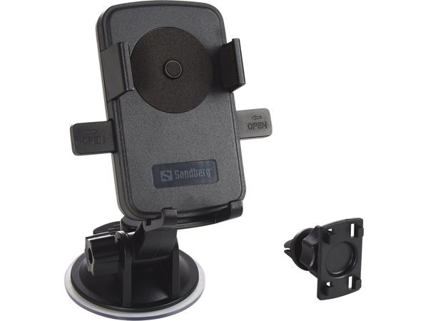 Sandberg In Car Mobile Stand Kit - Halter-Kit
