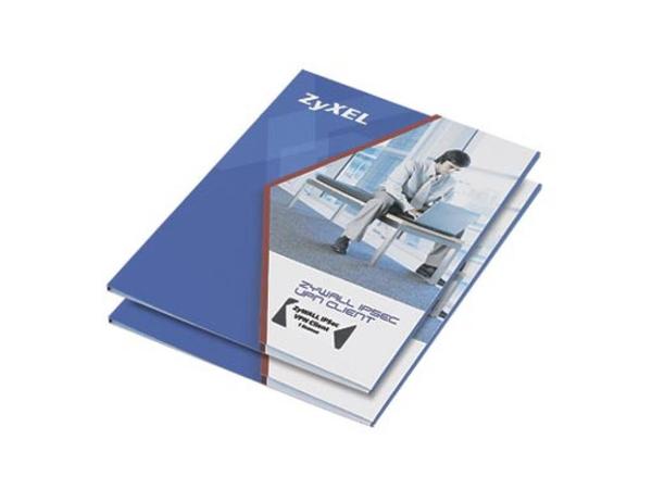 ZyXEL E-iCard Hotspot Management - Upgrade-Lizenz - 100 Knoten