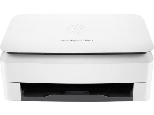 HP ScanJet Enterprise Flow 7000 s3 Sheet-feed Scanner - Dokumentenscanner - Duplex - 216 x 3100 mm - 600 dpi x 600 dpi - bis zu 75 Seiten/Min. (einfarbig)