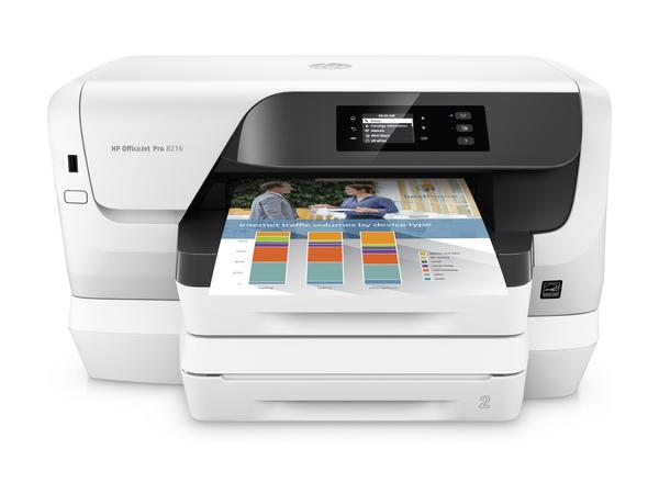 HP Officejet Pro 8218 - Drucker - Farbe - Duplex - Tintenstrahl - A4