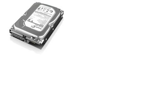 Lenovo - Hybrid-Festplatte - 2 TB (8 GB Flash) - intern - 8.9 cm (3.5