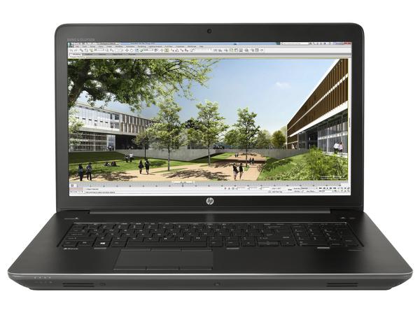 HP ZBook 17 G3 Mobile Workstation - Core i7 6820HQ / 2.7 GHz - Win 10 Pro 64-Bit - 16 GB RAM - 256 GB SSD HP Z Turbo Drive - 43.9 cm (17.3