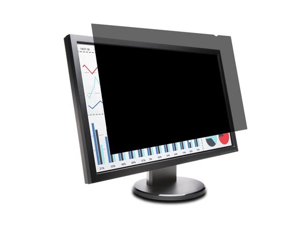 Kensington Sichtschutzfilter FP240 - Bildschirmfilter - 61 cm Breitbild (Breitbild mit 24 Zoll)