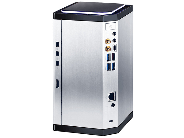 Gigabyte BRIX Gaming UHD, Intel HM170, BGA 1440, Core i7, Intel® CoreTM i7 der sechsten Generation, 2,6 GHz, i7-6700HQ