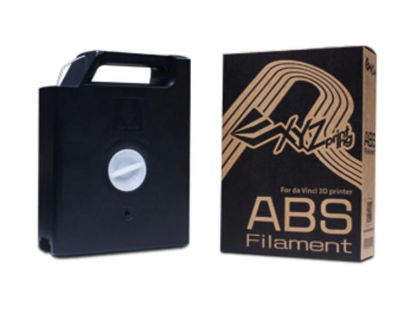 XYZprinting - Cyber-Gelb - 600 g - ABS-Filamentkartusche (3D)