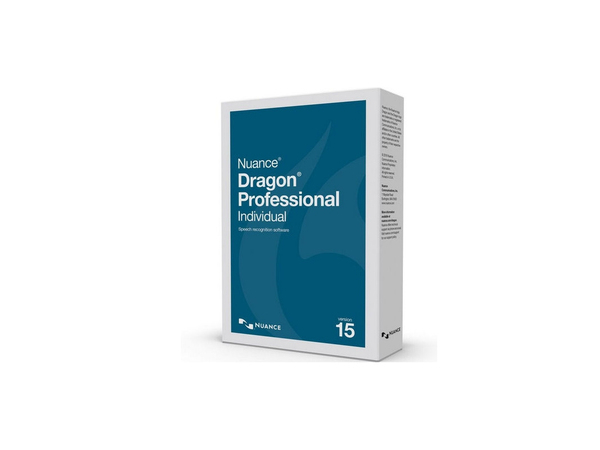 Nuance Dragon Professional Individual 15, Bildungswesen (EDU), Electronic Software Download (ESD), Deutsche, Windows 10 Education, Windows 10 Education x64, Windows 10 Enterprise, Windows 10 E