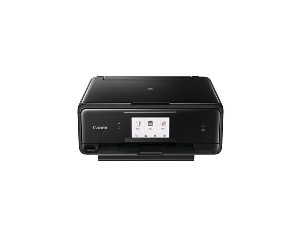 Canon PIXMA TS8050 - Multifunktionsdrucker - Farbe - Tintenstrahl - 216 x 297 mm (Original) - A4/Legal (Medien)