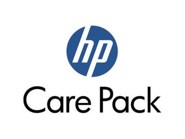 Electronic HP Care Pack Next Business Day Hardware Support Post Warranty - Serviceerweiterung - Arbeitszeit und Ersatzteile - 1 Jahr - Vor-Ort - Reaktionszeit: am nächsten Arbeitstag