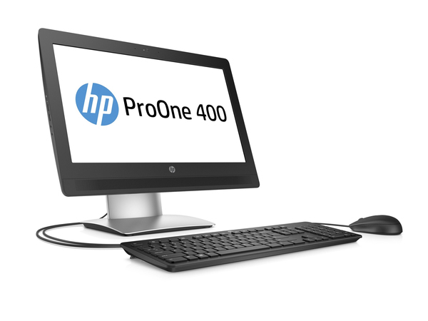 HP ProOne 400 G2 - All-in-One (Komplettlösung) - 1 x Core i3 6100T / 3.2 GHz - RAM 8 GB - HDD 1 TB - DVD SuperMulti