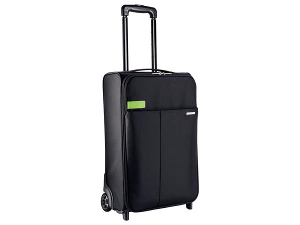 Leitz Complete Smart Traveller - Aufrecht - beständiges Polyester - Schwarz