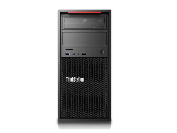 Lenovo ThinkStation P310 30AT - Tower - 1 x Core i5 6500 / 3.2 GHz - RAM 8 GB - SSD 256 GB - TCG Opal Encryption