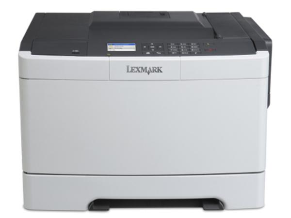 Lexmark CS410dn - Drucker - Farbe - Duplex - Laser - A4/Legal