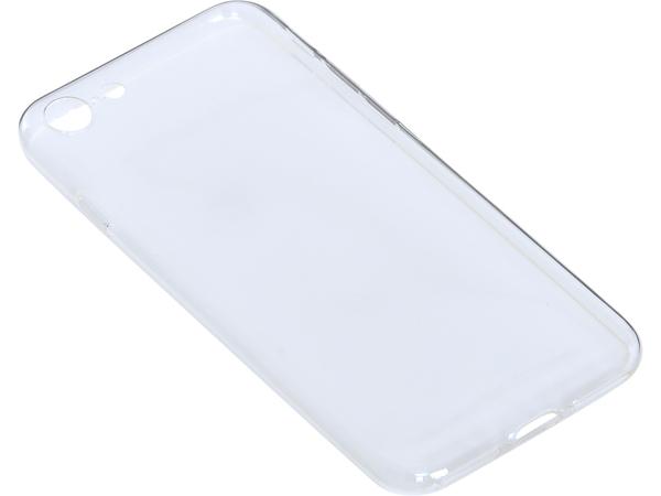 Sandberg Soft - Hintere Abdeckung für Mobiltelefon - klar - für Apple iPhone 7