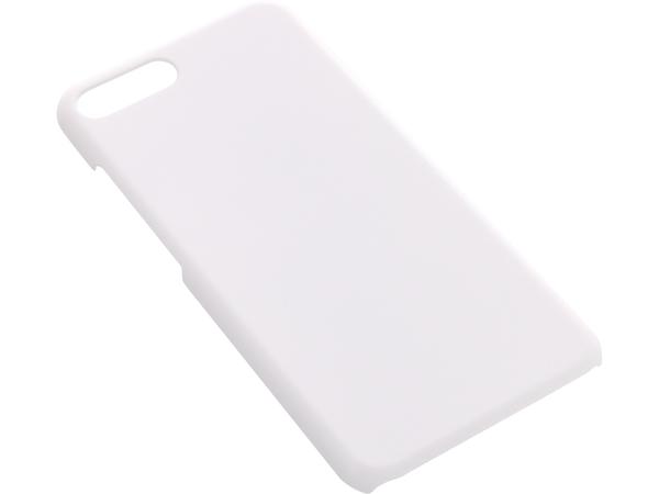 Sandberg - Hintere Abdeckung für Mobiltelefon - weiß - für Apple iPhone 7 Plus