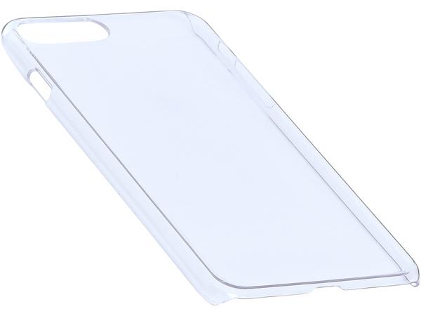 Sandberg - Hintere Abdeckung für Mobiltelefon - klar - für Apple iPhone 7 Plus