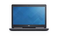 DELL Precision 7510, Mobiler Arbeitsplatz, Schwarz, Klappgehäuse, Geschäft, i7-6820HQ, Intel Core i7-6xxx