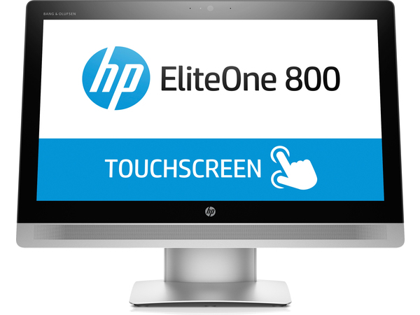 HP EliteOne 800 G2 - All-in-One (Komplettlösung) - 1 x Core i7 6700 / 3.4 GHz - RAM 16 GB - SSD 512 GB - 3D V-NAND technology