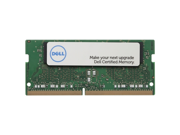 Dell - DDR4 - 8 GB - SO DIMM 260-PIN - 2400 MHz / PC4-19200 - 1.2 V