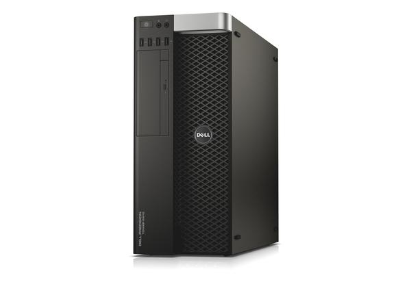Dell Precision Tower 5810 - MDT - 1 x Xeon E5-1630V3 / 3.7 GHz - RAM 16 GB - SSD 256 GB - DVD