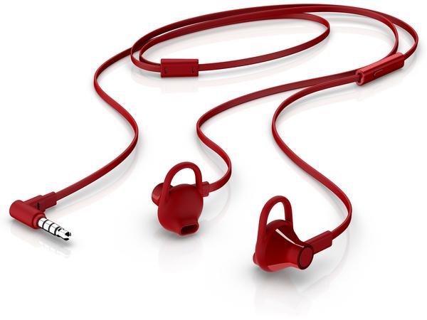 HP 150 - Headset - Ohrstöpsel - Rot