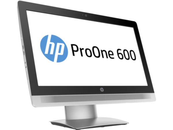 HP ProOne 600 G2 - All-in-One (Komplettlösung) - 1 x Core i5 6500 / 3.2 GHz - RAM 8 GB - SSD 512 GB - 3D V-NAND technology