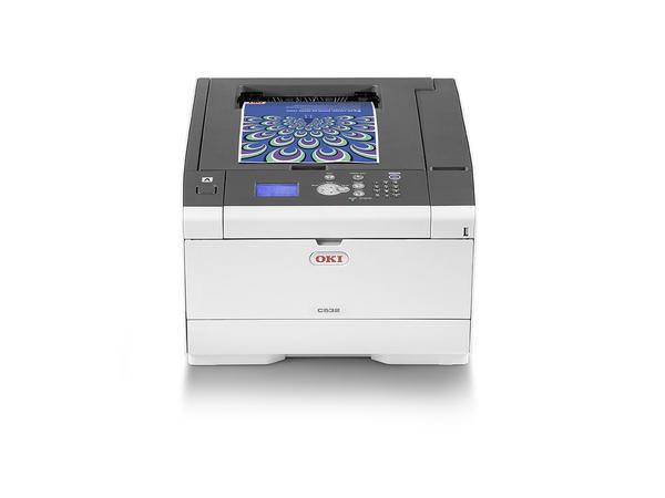 OKI C532dn - Drucker - Farbe - Duplex - LED - A4