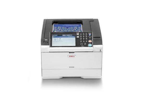 OKI C542dn - Drucker - Farbe - Duplex - LED - A4
