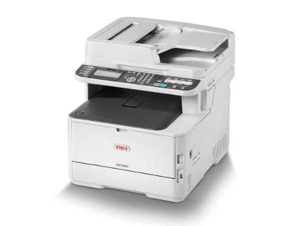 OKI MC363dn - Multifunktionsdrucker - Farbe - LED - A4 (210 x 297 mm) (Original) - A4 (Medien)