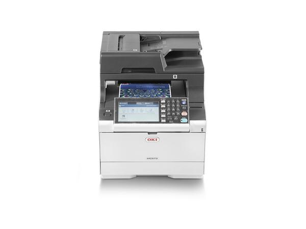OKI MC573dn - Multifunktionsdrucker - Farbe - LED - A4 (210 x 297 mm) (Original) - A4 (Medien)