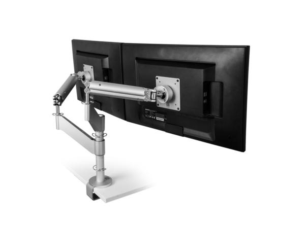 R-Go Tools Caparo 3 Twin, Klemme, 100 x 75 mm, 100 x 75 mm, 0 - 40°, Silber, Aluminium