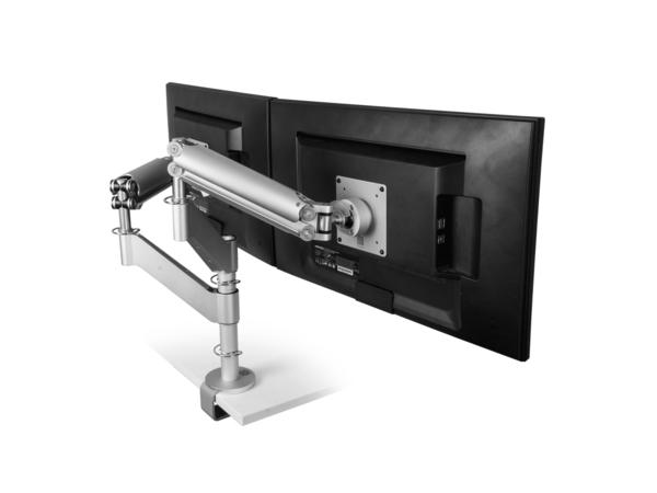 R-Go Tools Caparo 3 Pro Twin, Klemme, 100 x 75 mm, 100 x 75 mm, 0 - 40°, Silber, Aluminium