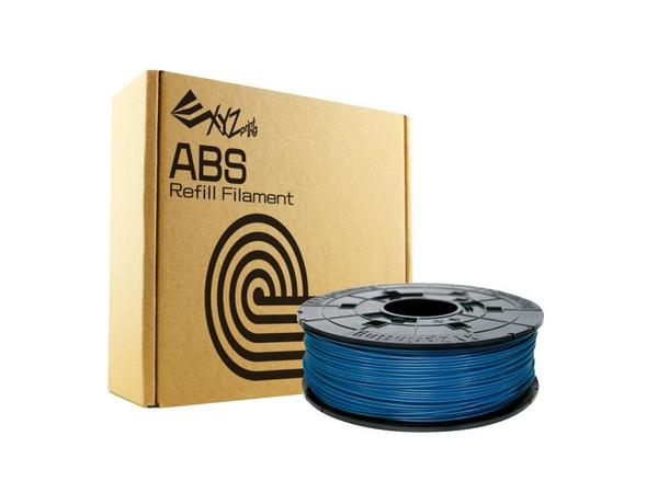 XYZprinting - Stahlblau - 600 g - ABS-Filament (3D)
