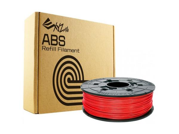 XYZprinting - Rot - 600 g - ABS-Filament (3D)
