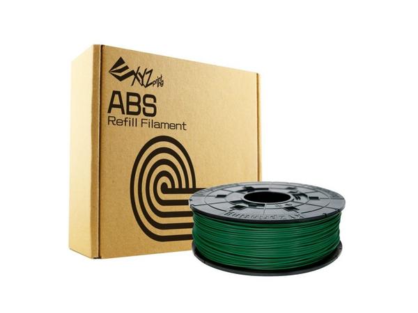 XYZprinting - Grün - 600 g - ABS-Filament (3D)