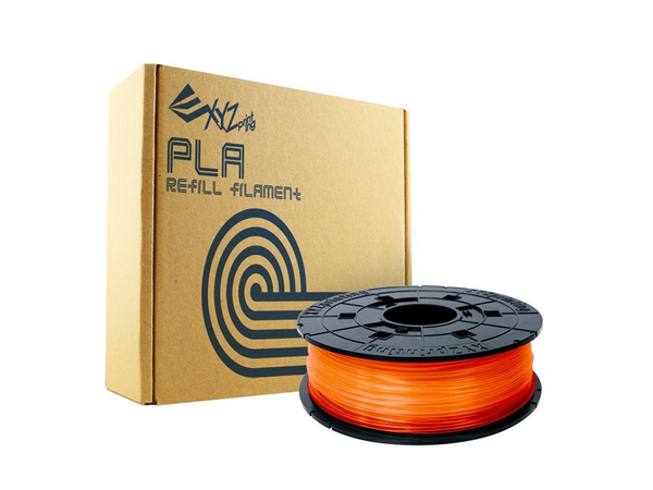 XYZprinting - Orange - 600 g - PLA-Filament (3D)