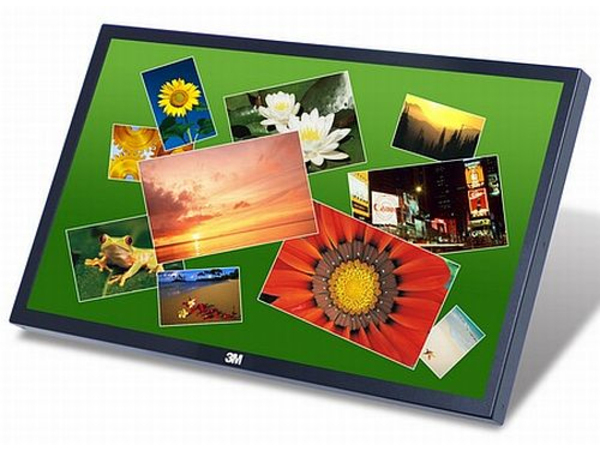 3M PCAP Multi-Touch Display C3266PW - LED-Monitor - 81.3 cm (32