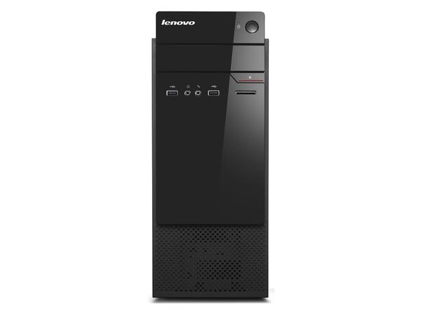 Lenovo S510 10KW - Tower - 1 x Core i3 6100 / 3.7 GHz - RAM 8 GB - SSD 256 GB - DVD SuperMulti