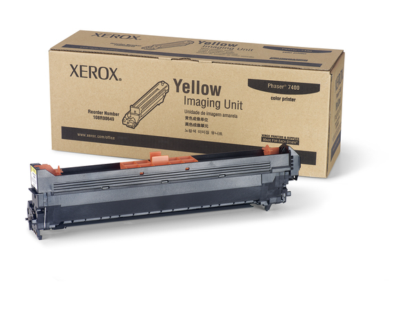 Xerox - Gelb - Druckerbildeinheit - für Phaser 7400