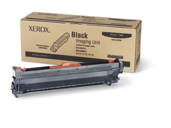 Xerox - Schwarz - Druckerbildeinheit - für Phaser 7400