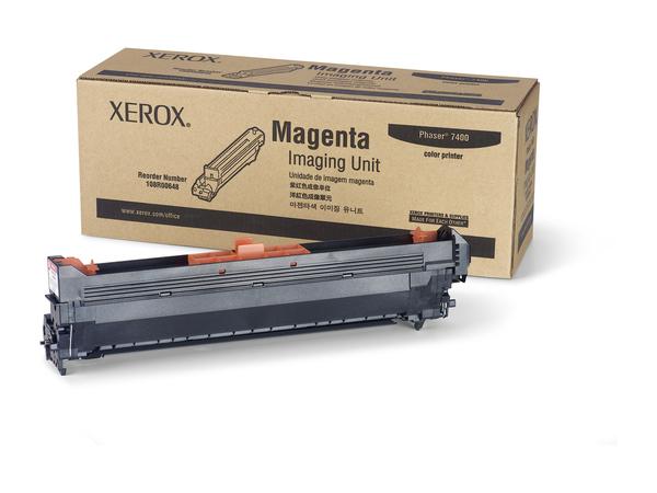 Xerox - Magenta - Druckerbildeinheit - für Phaser 7400