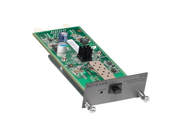 10GB SFP+ I/O Modul RJ45