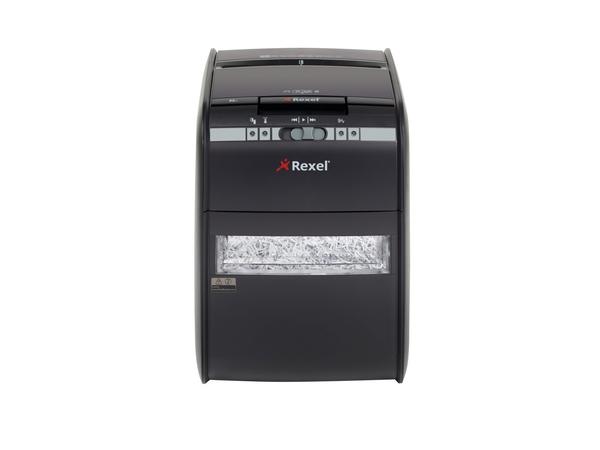Rexel Auto+ 90X - Vorzerkleinerer - Kreuzschnitt - 4 x 45 mm - P-3