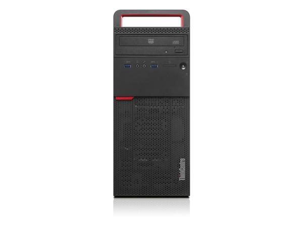 Lenovo ThinkCentre M700 10GR - Tower - 1 x Core i3 6100 / 3.7 GHz - RAM 8 GB - HDD 1 TB - DVD SuperMulti