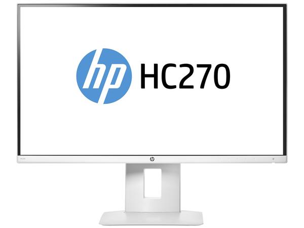 HP HC270 - Healthcare - LED-Monitor - 68.6 cm (27