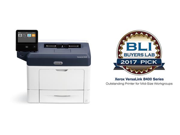 Xerox VersaLink B400V/DN - Drucker - monochrom - Duplex - Laser - A4/Legal