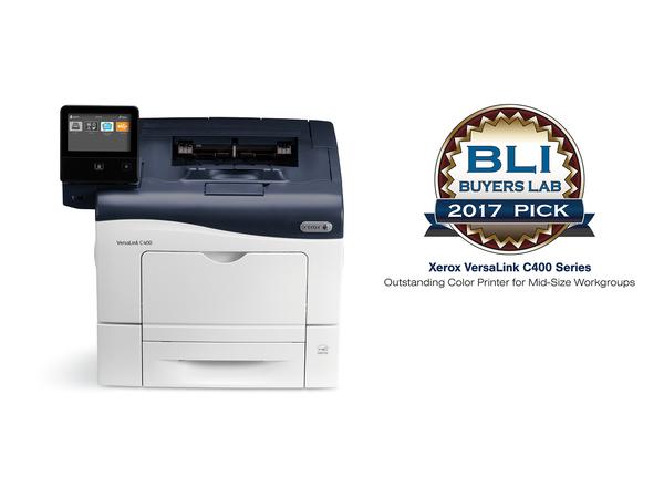 Xerox VersaLink C400V/DN - Drucker - Farbe - Duplex - Laser - A4/Legal