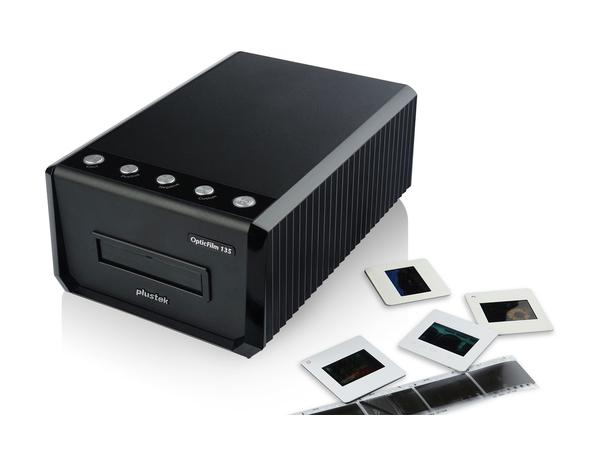 Plustek OpticFilm 135, 35 x 226 mm, 3600 x 3600 DPI, 48 Bit, 48 Bit, 16 Bit, 1 Bit