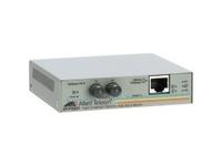 Allied Telesis AT FS201 - Medienkonverter - Fast Ethernet - 10Base-T, 100Base-FX, 100Base-TX - ST multi-mode / RJ-45 - bis zu 2 km